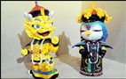 'Adorkable' mascots a hit for Forbidden City