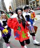 88th Macy's Thanksgiving Day Parade held in New York