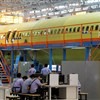Assembly of C919 gets under way