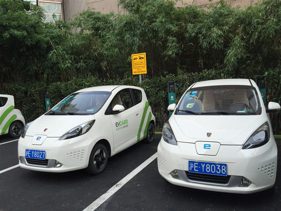 E-car hire scheme opens 10 new outlets