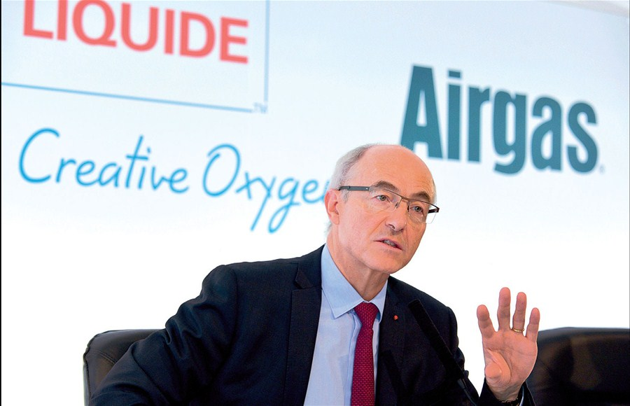 Air Liquide buys Airgas for US$ 13.4b