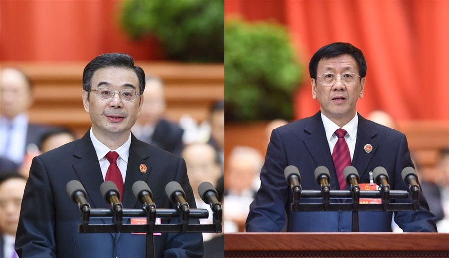 China promises to maintain pressure on corrupt officials