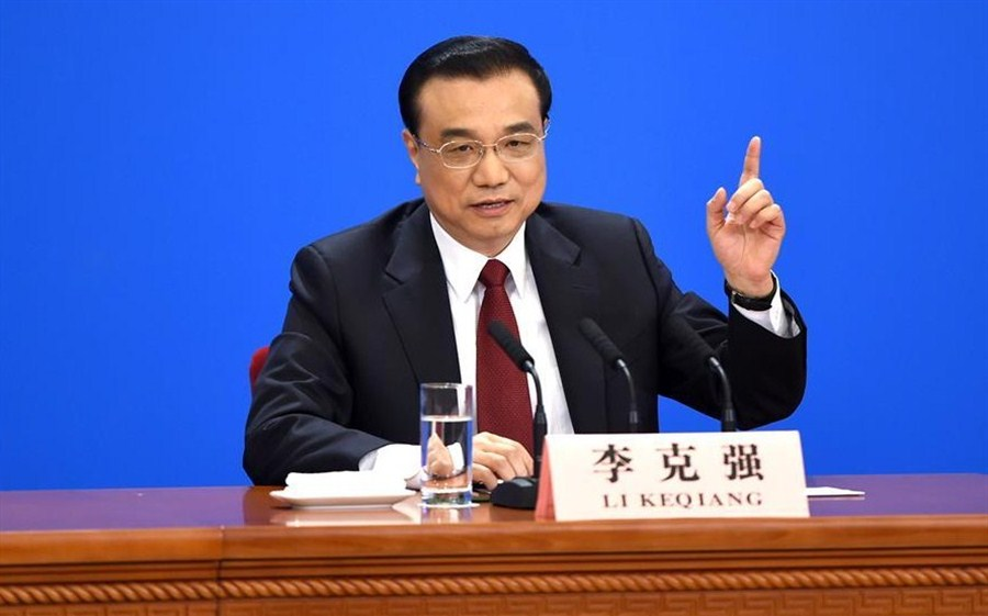 China-US cooperation to benefit Asia-Pacific stability: Premier Li