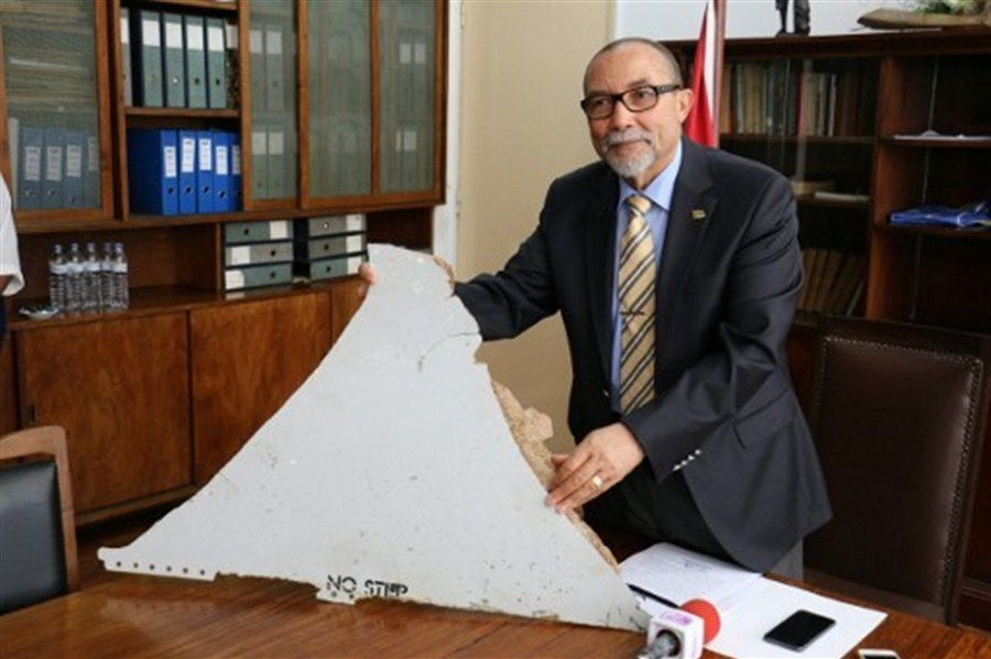 Mozambique debris 'almost certainly from MH370'