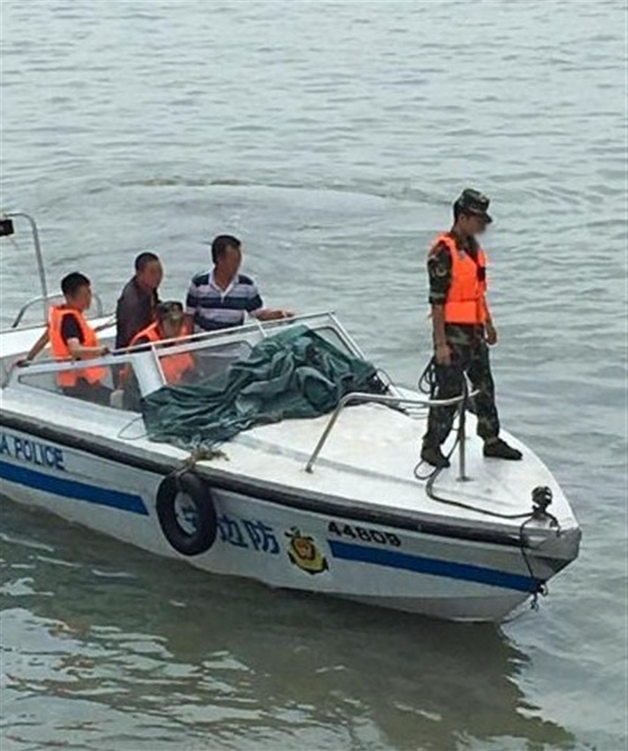 4 detained for whale shark offences in south China