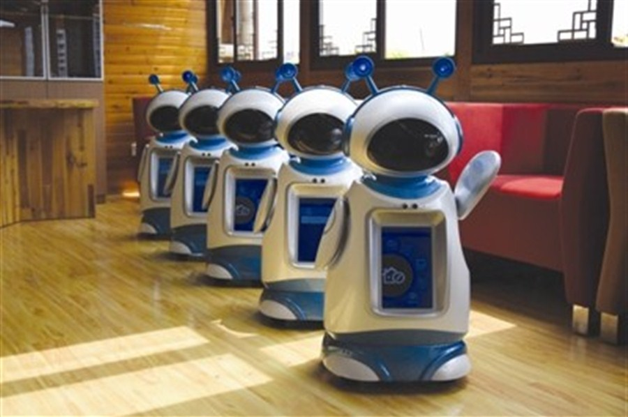 New robots remind the elderly to take meds
