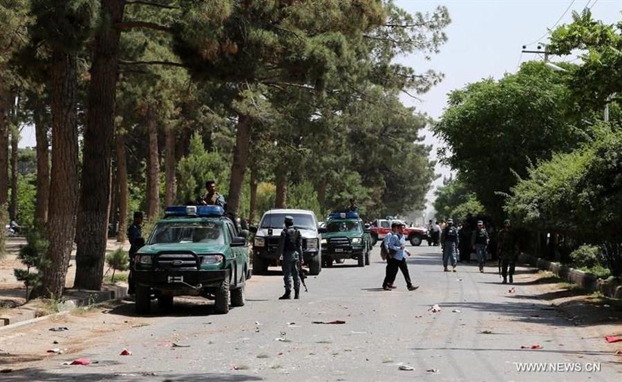 Rocket attack on Afghanistan's Herat city kills 1 civilians, wounds 7