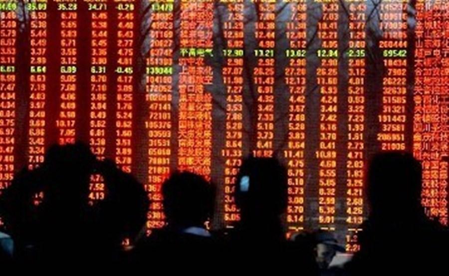 Financial firms lift Shanghai shares
