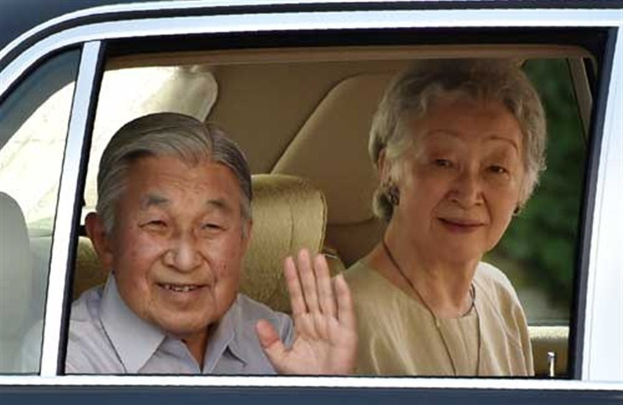 Confusion in Japan after reports Emperor Akihito may abdicate
