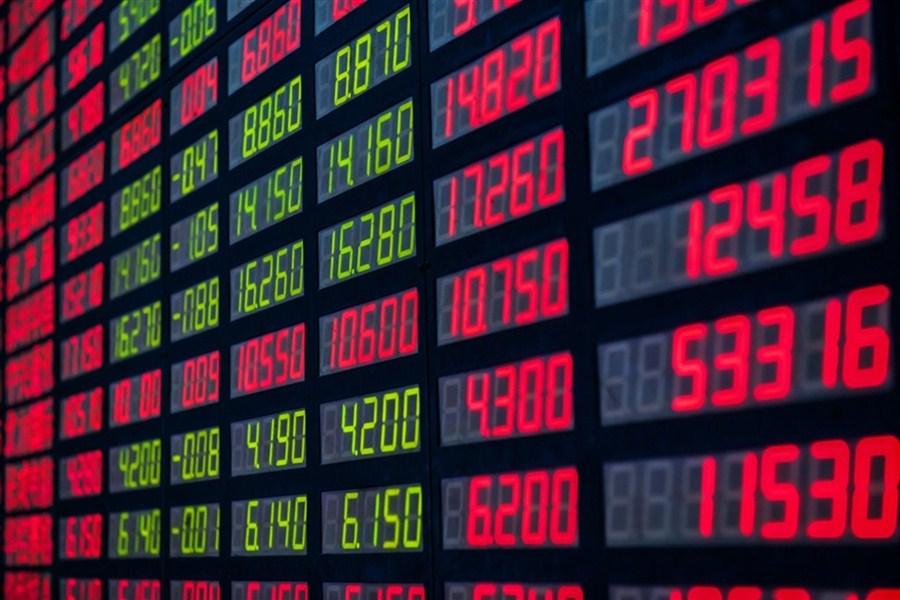 Telecom firms push stocks to edge up