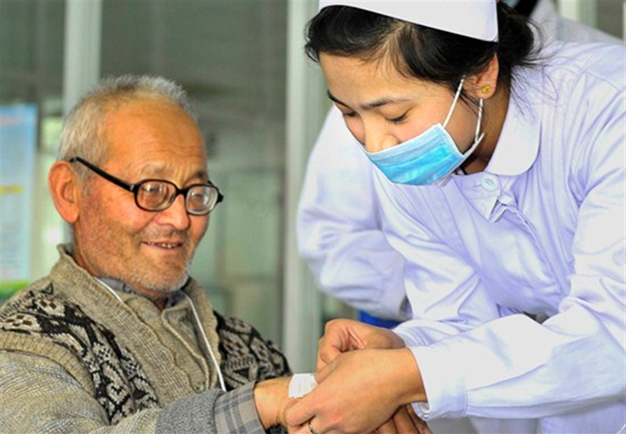 Crisis in elderly care as nurses are hard to find