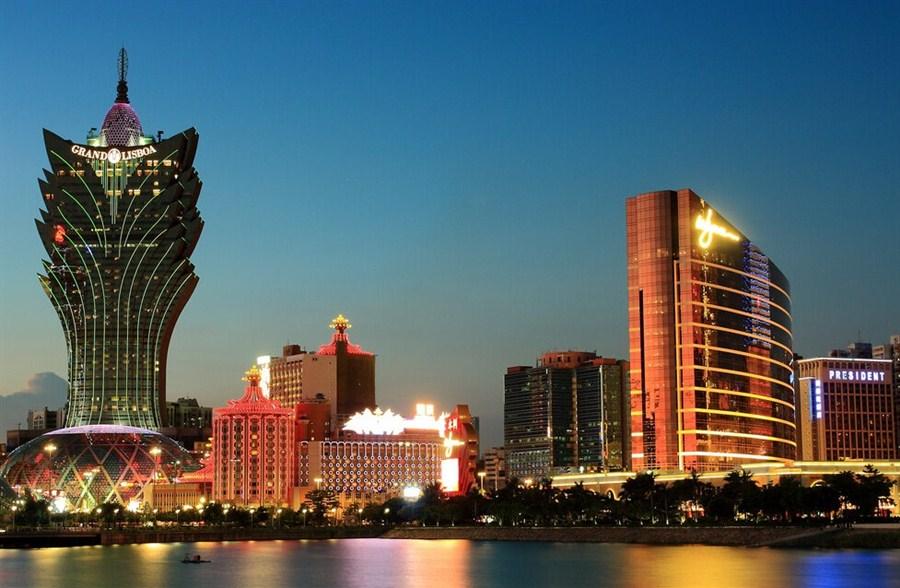 Macau's gaming income gains end a more than 2-year slump