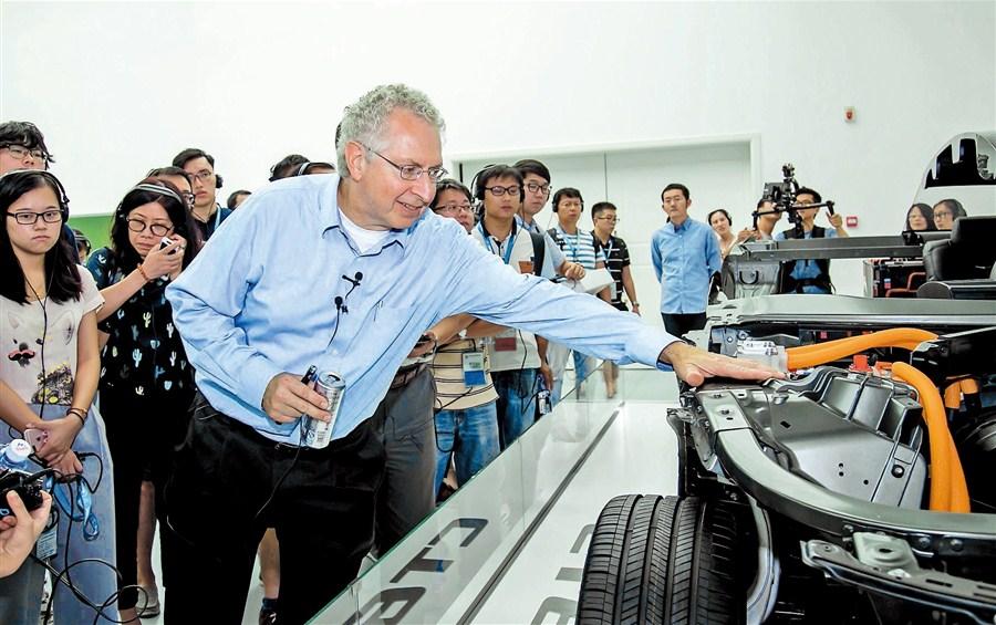Plugging into a new era: green cars labor uphill