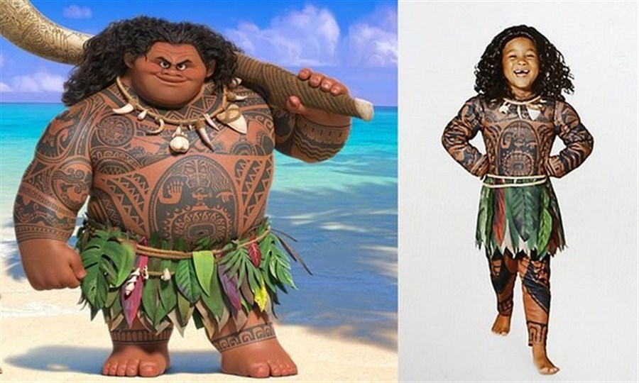 Disney pulls film costume amid 'brown face' anger