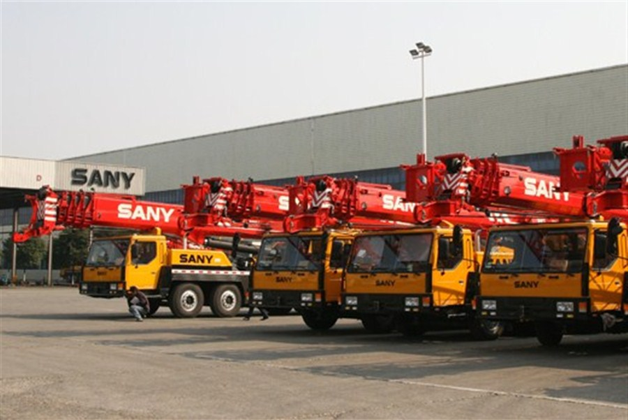 Sany finds smart way to boost bottom line