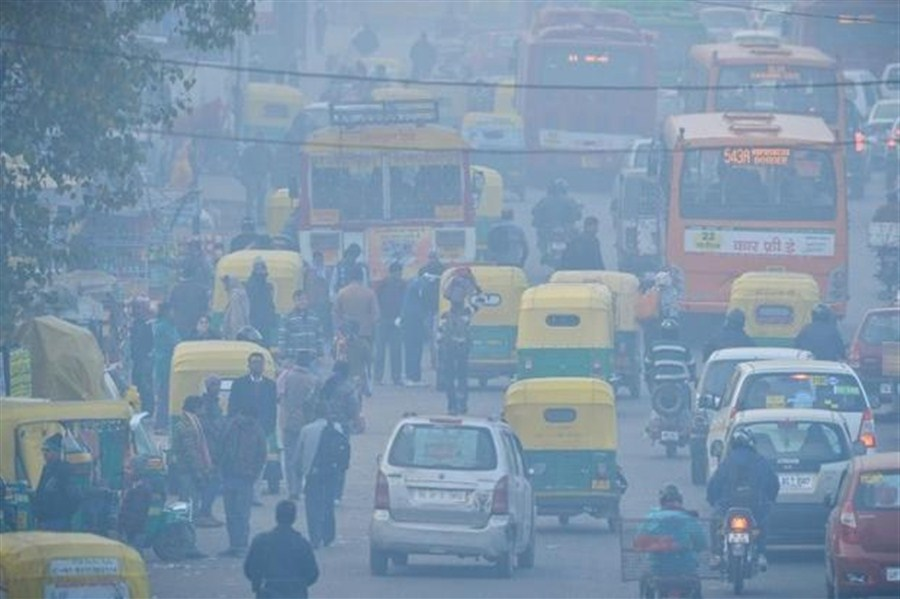 WHO issues air quality warning after dire report