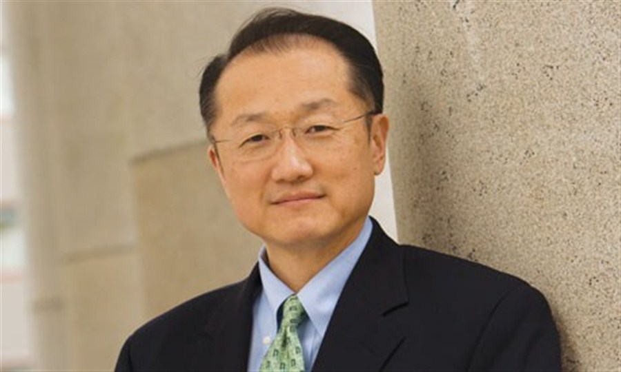 Jim Yong Kim stays as president of the World Bank