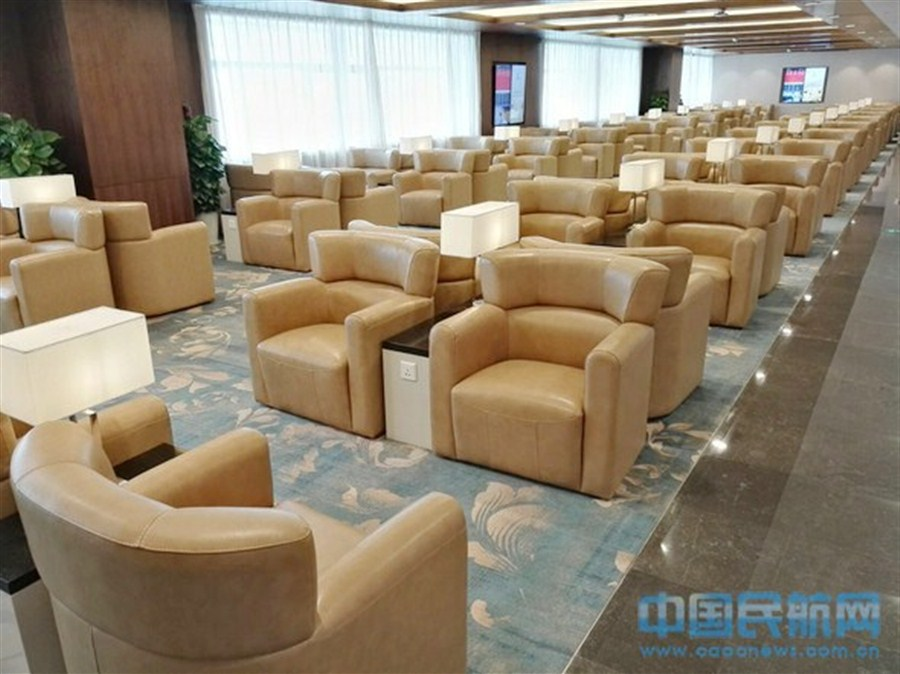 VIP lounge in Pudong