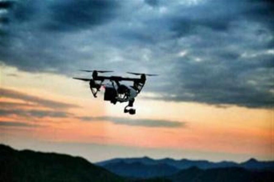 DJI's foldable drone