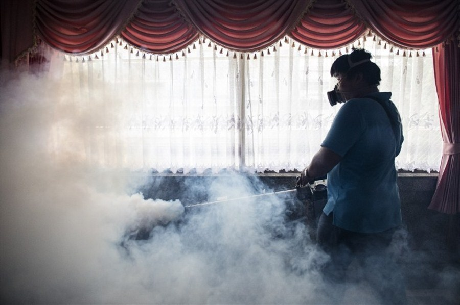 Thailand reports 2 cases linked to Zika virus