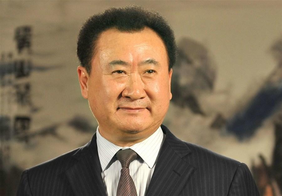 Wang Jianlin beats Jack Ma to top rich list