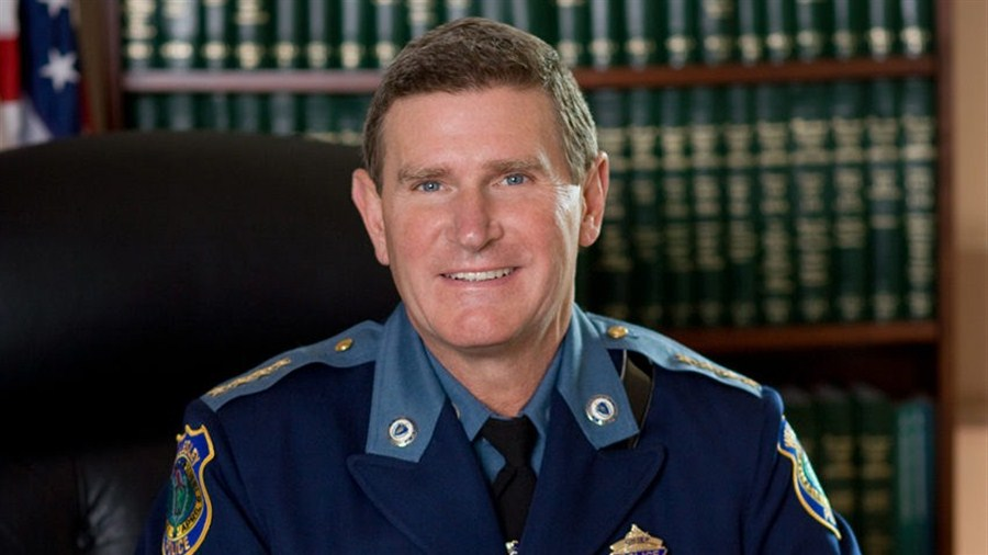 Mixed reaction to US police chief apology