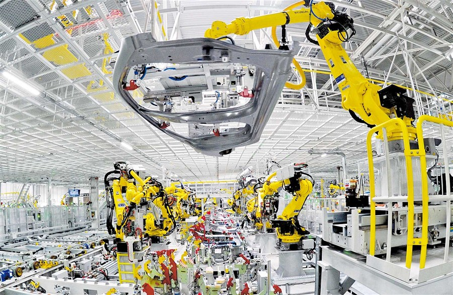 Beijing Hyundai launches 4th plant