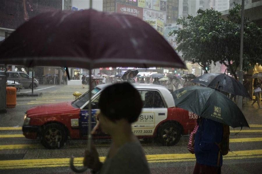 Typhoon Haima set to wreak havoc