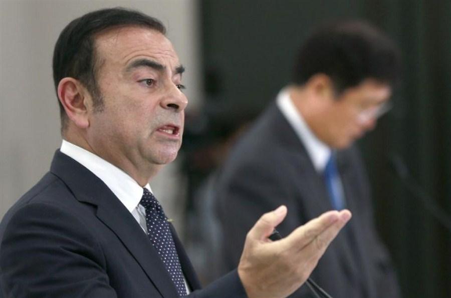 Ghosn set to chair Mitsubishi Motors