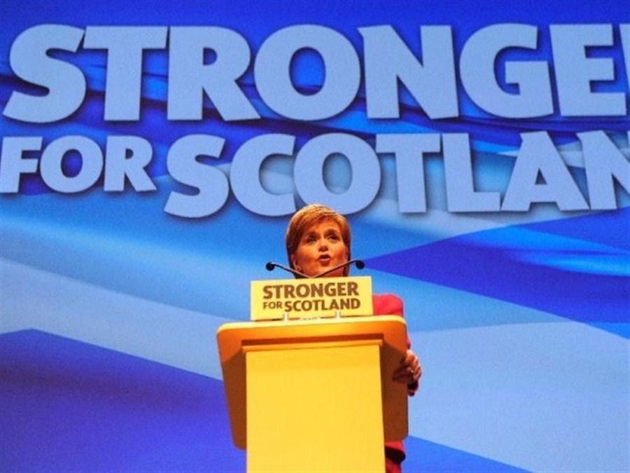 Scotland releases independence referendum bill