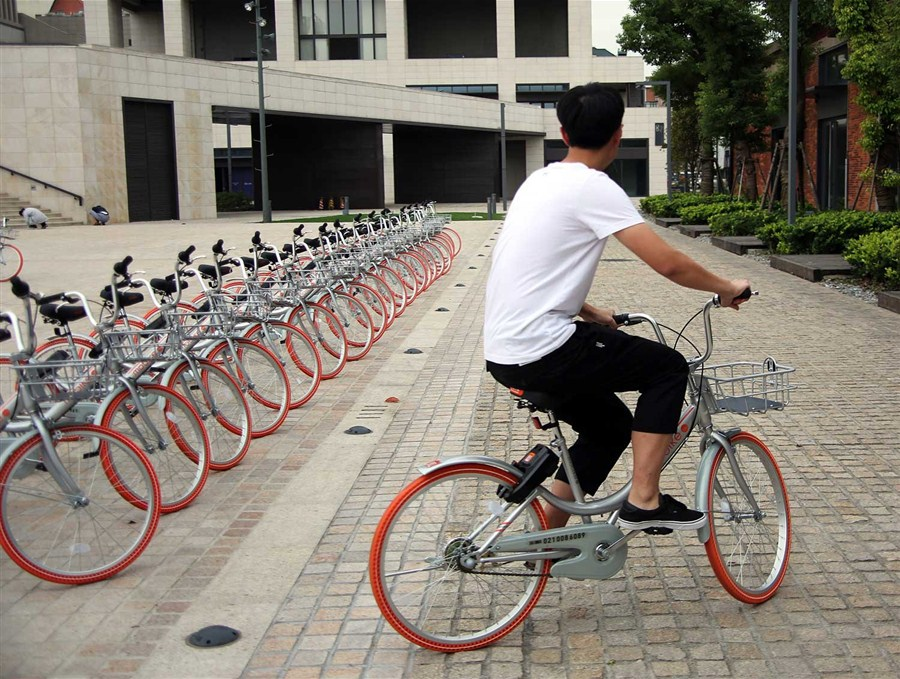 Startups cycle toward 'Uber for bikes' craze