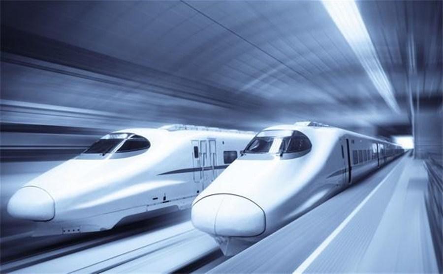 China on track to meet rail FAI goal