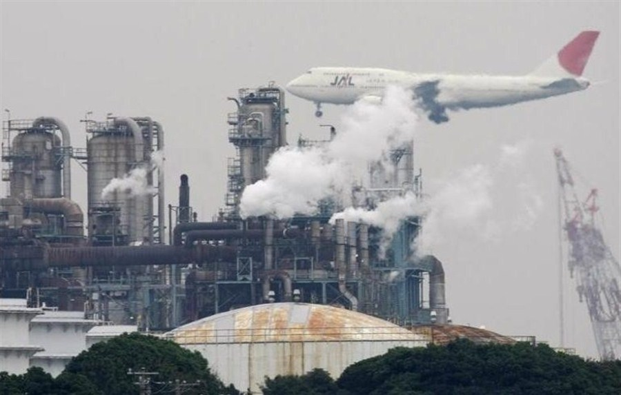 Greenhouse gas level is new reality