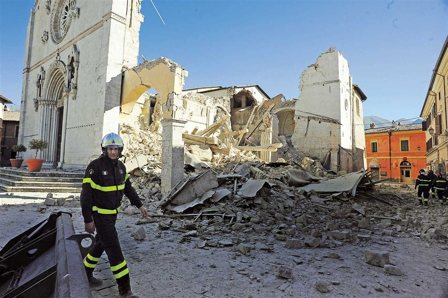 Italy rocked again by another quake