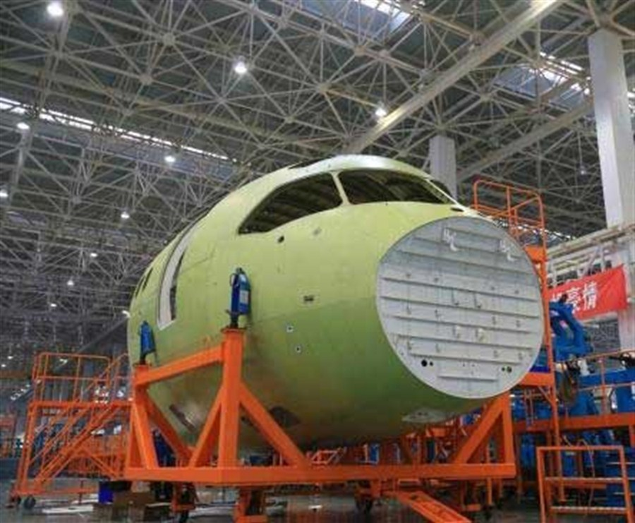 China Eastern to fly C919 passenger jets