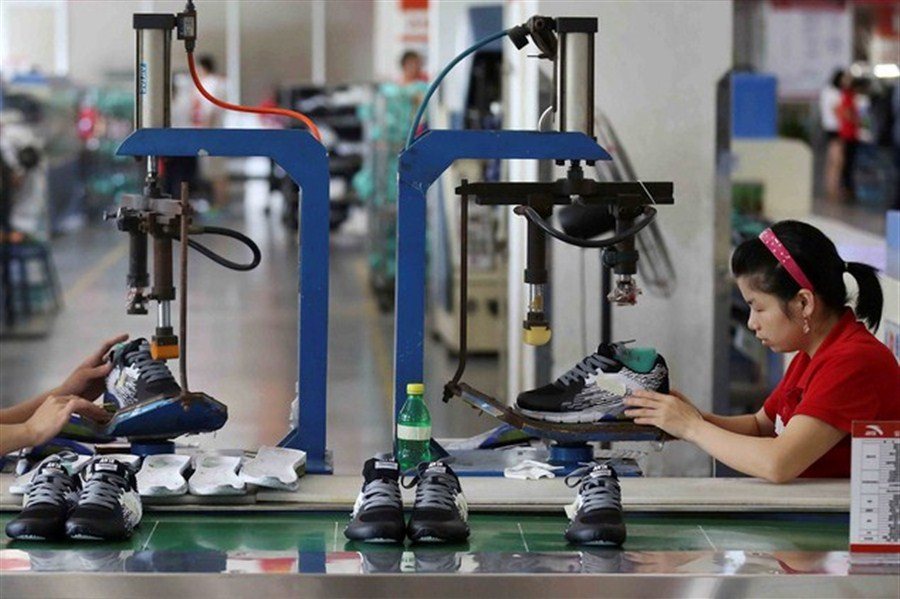 Manufacturing grows fastest in over 2 years