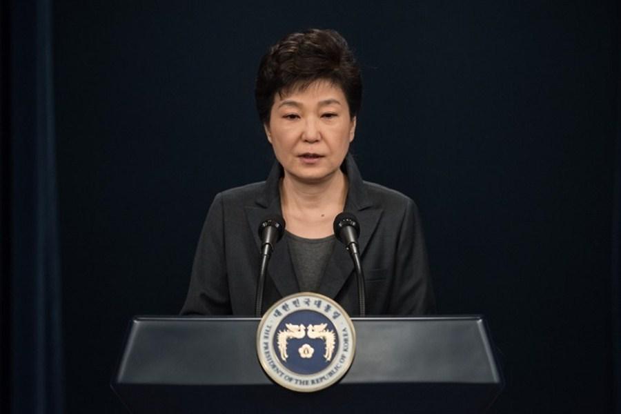 S. Korea president says scandal 'my fault', denies cult links