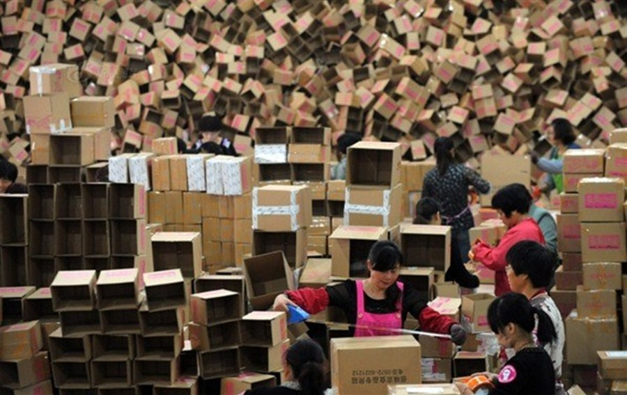 Courier services gear up for Singles' Day shopping craze