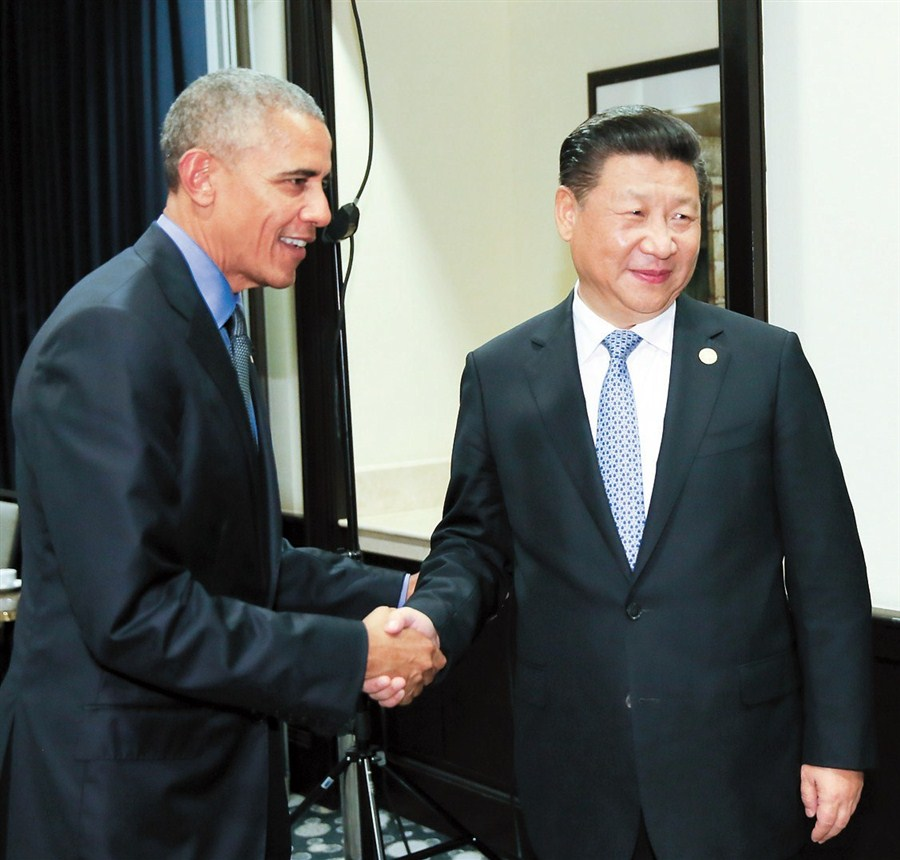 Healthy China-US relations are what world wants