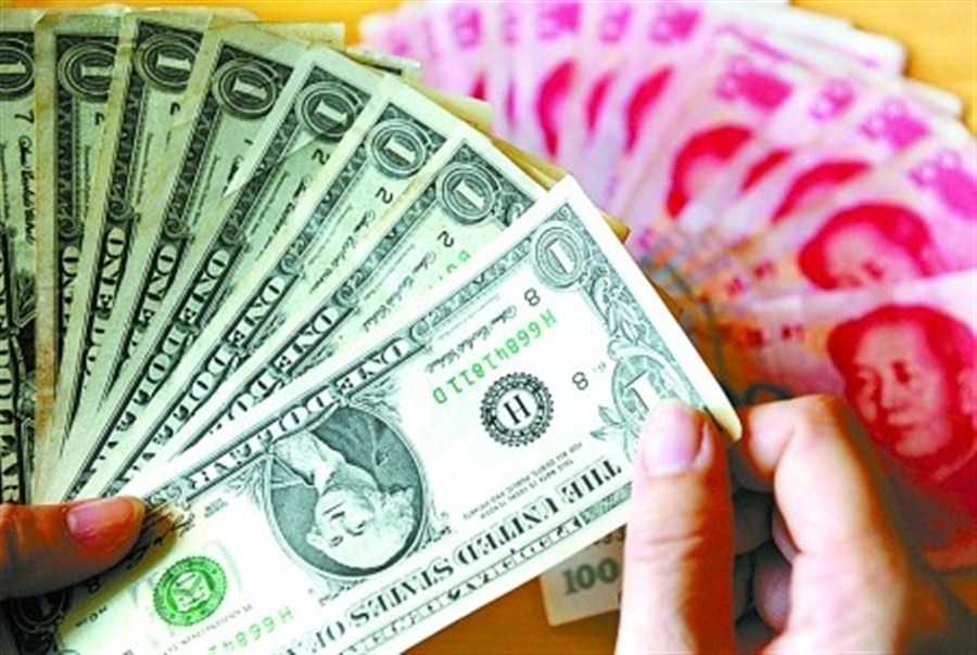 Yuan extends decline against US dollar but remains stable overall