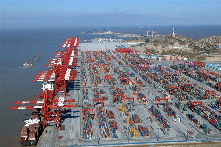 Automation transforms operations at ports