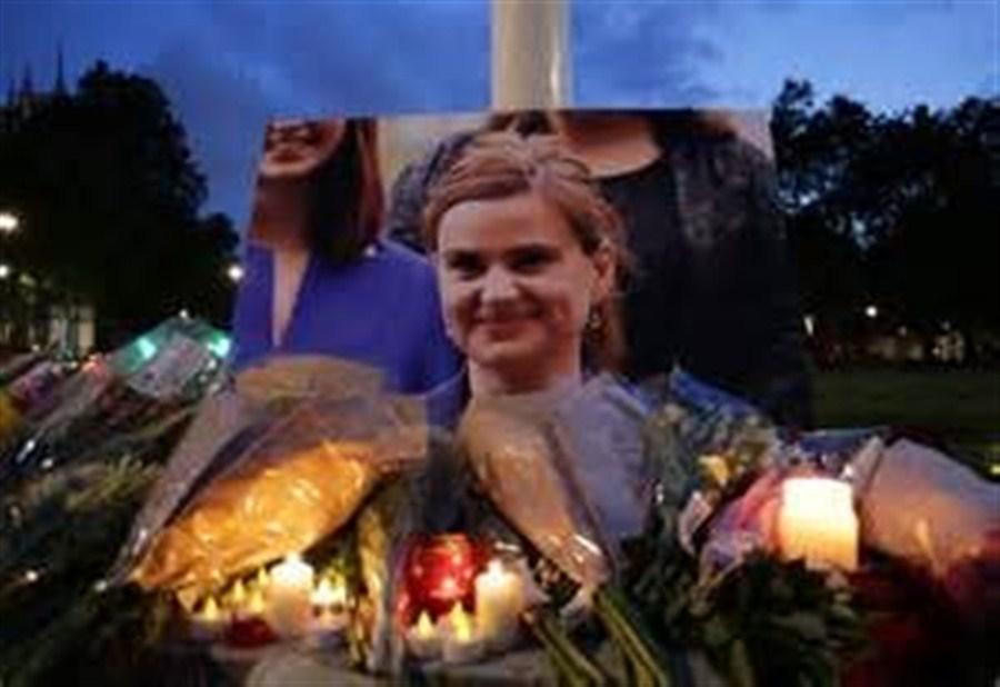 UK court hands far-right activist life sentence for murder of MP