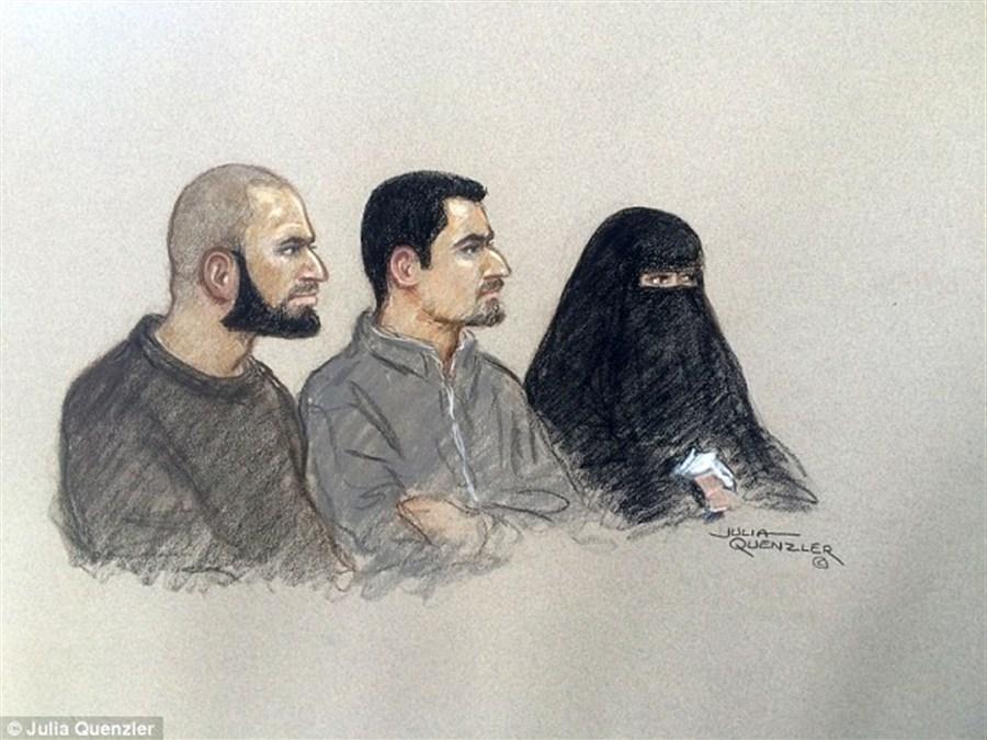 Briton gave money to attacks suspect