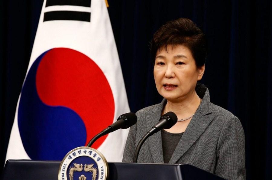 Scandal-hit Park 'willing to resign'
