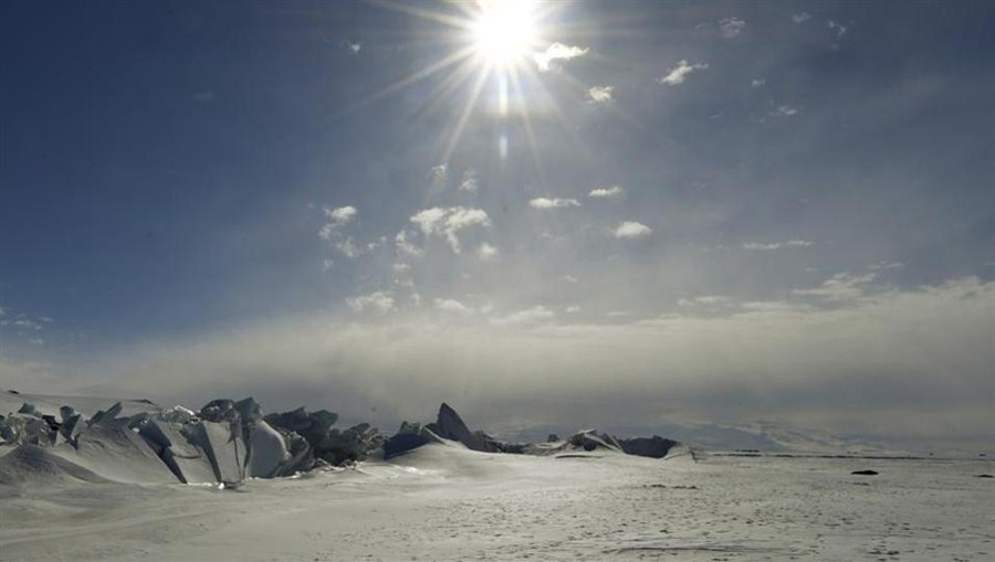 All-women team to break the ice in Antarctic research