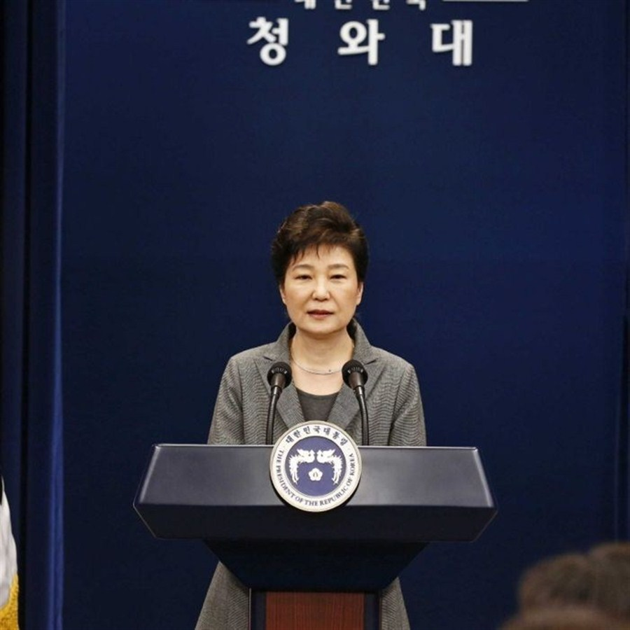 Park to face impeachment vote next week