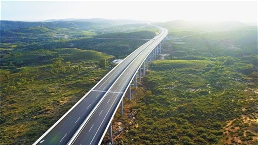 Belt and Road to be connected