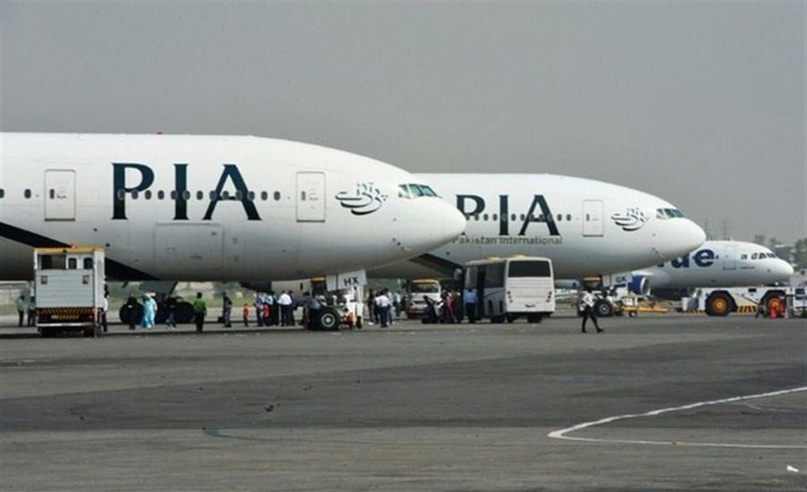 48 on board as Pakistani plane hits mountains