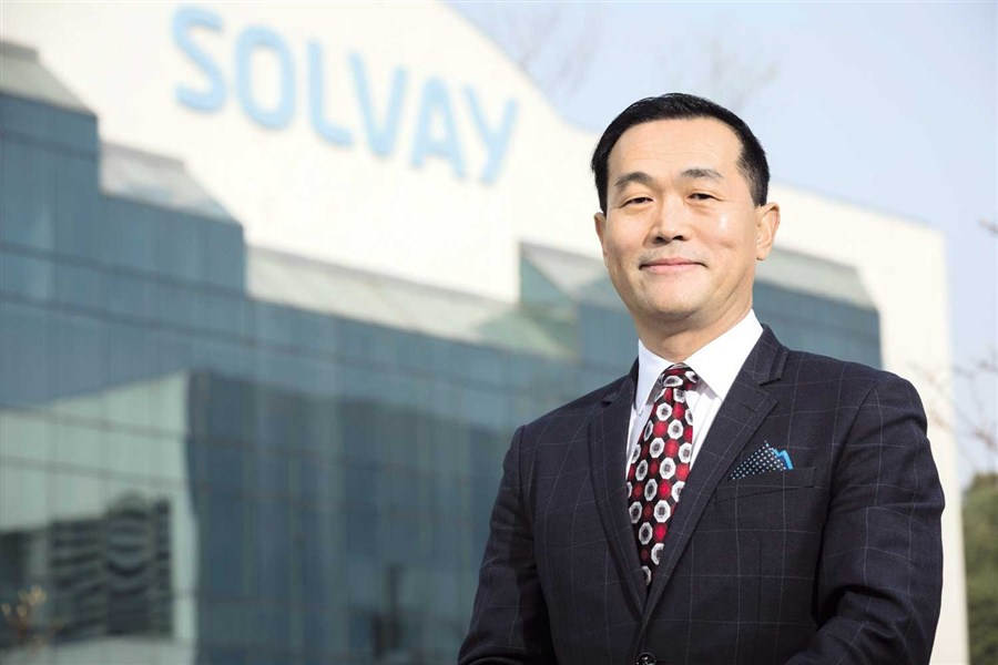 Innovation is ingrained as vital part of Solvay's DNA