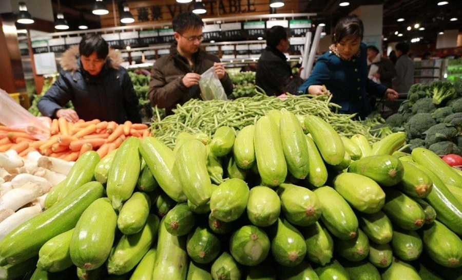 China's December inflation forecast at 2.3%